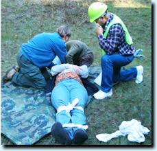 CPR Wilderness Training
